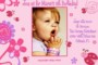 1St Birthday Party Invitation Templates Free