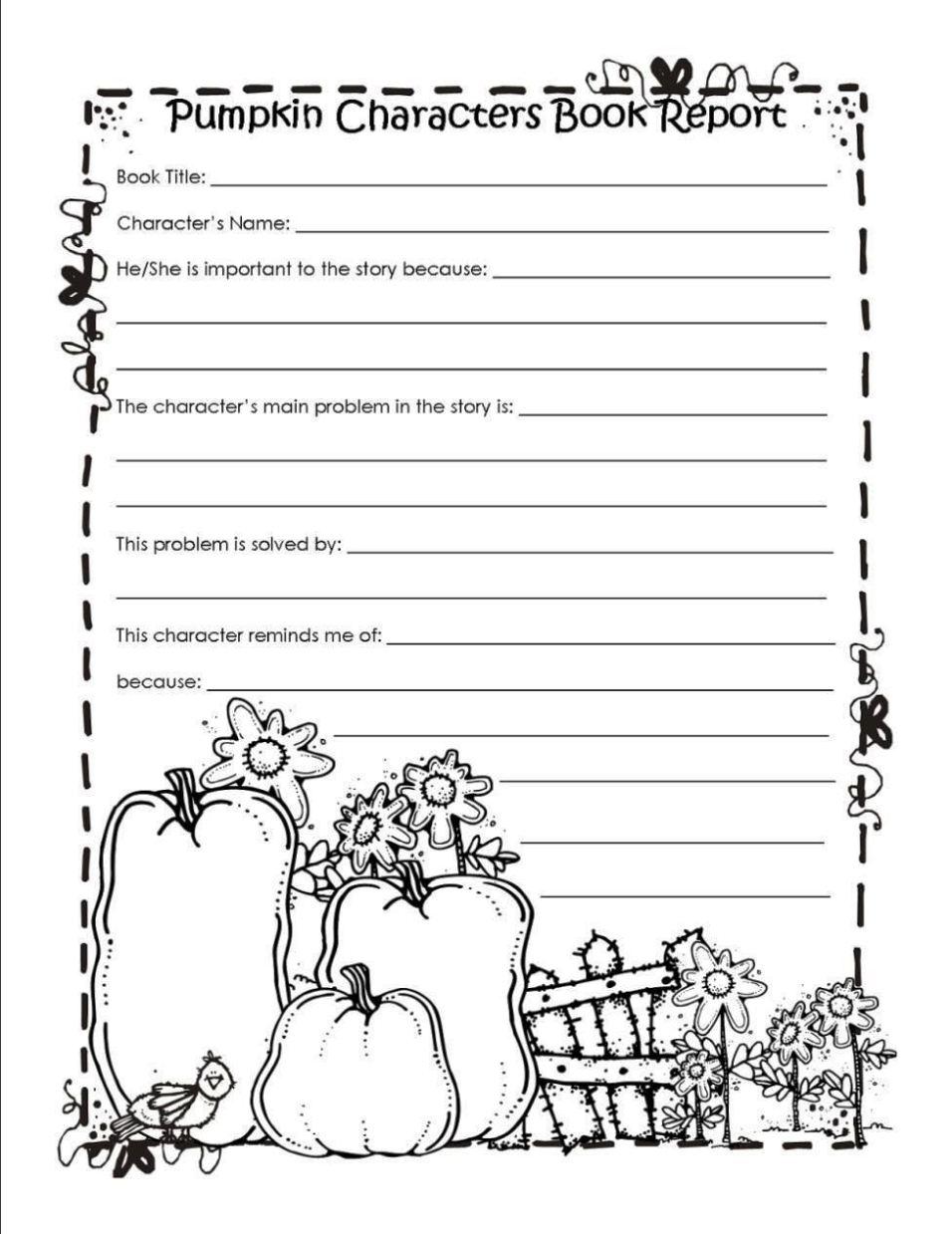 1st grade book report template sampletemplatess sampletemplatess. Black Bedroom Furniture Sets. Home Design Ideas