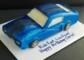 3D Car Cake Template