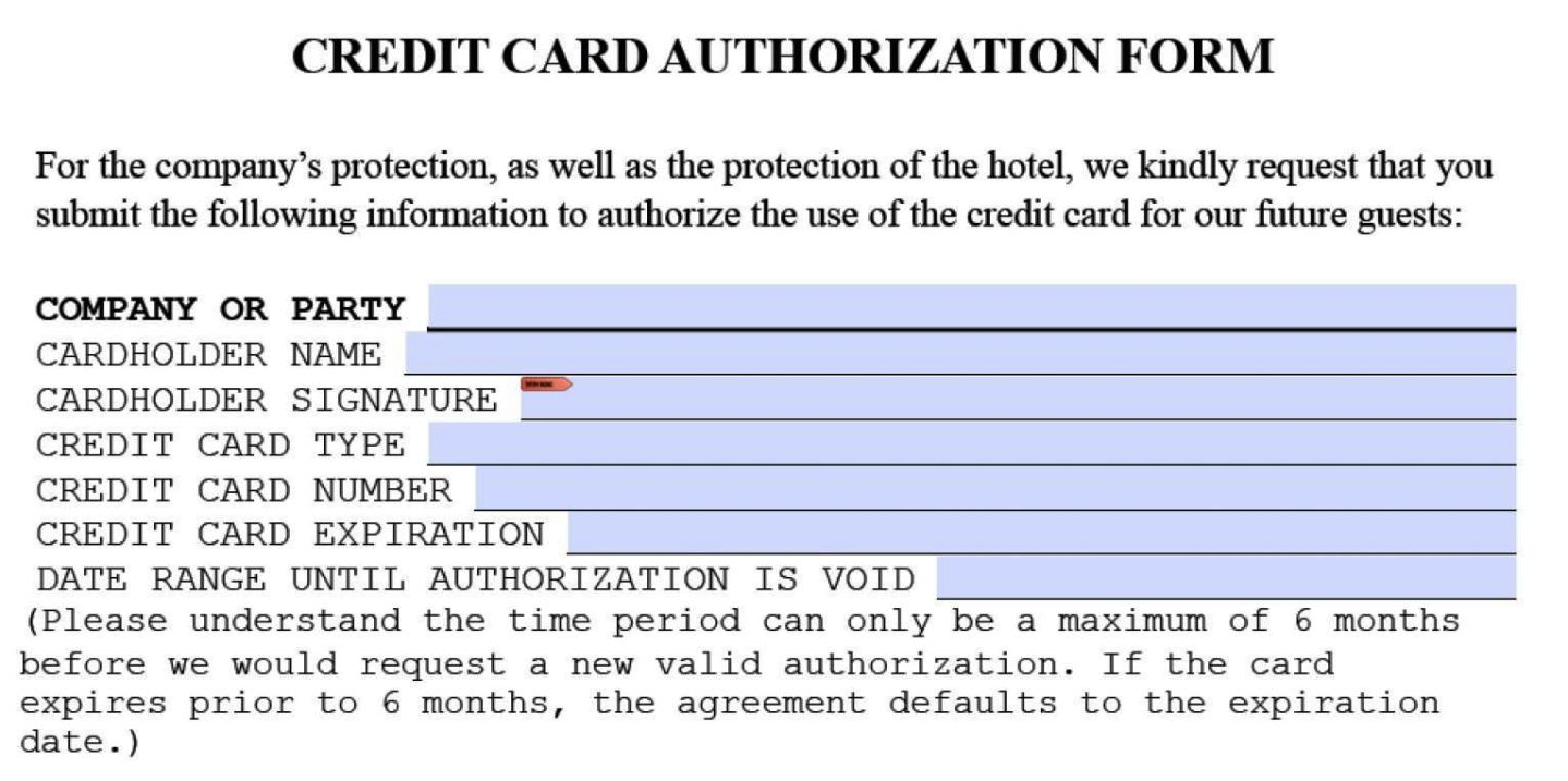 3rd Party Authorization Form Template Sampletemplatess