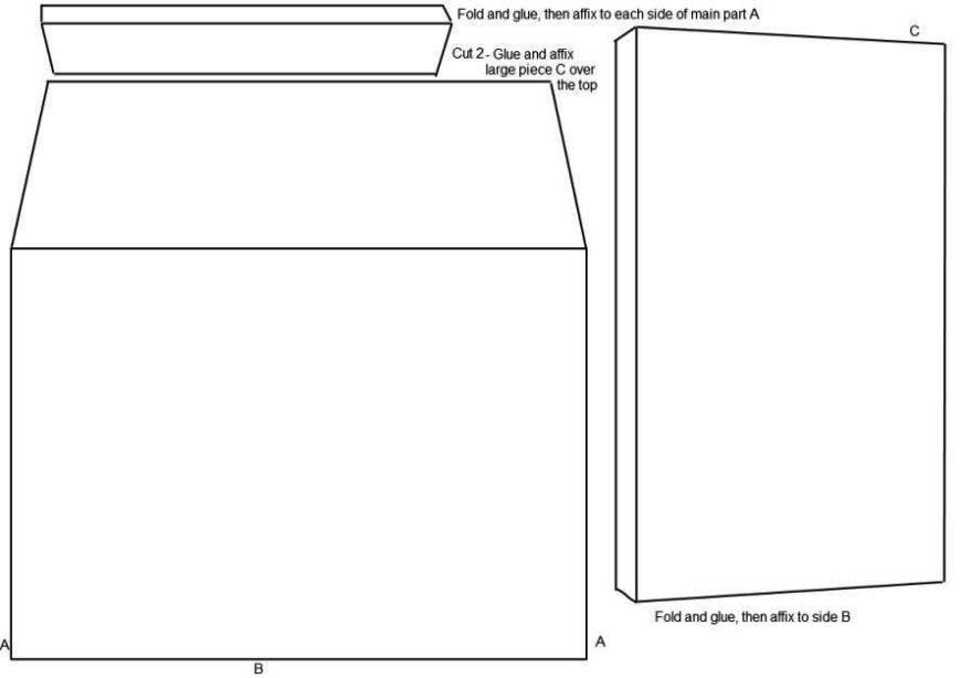 a2 envelope template word sampletemplatess sampletemplatess. Black Bedroom Furniture Sets. Home Design Ideas