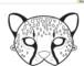 African Animal Masks Templates