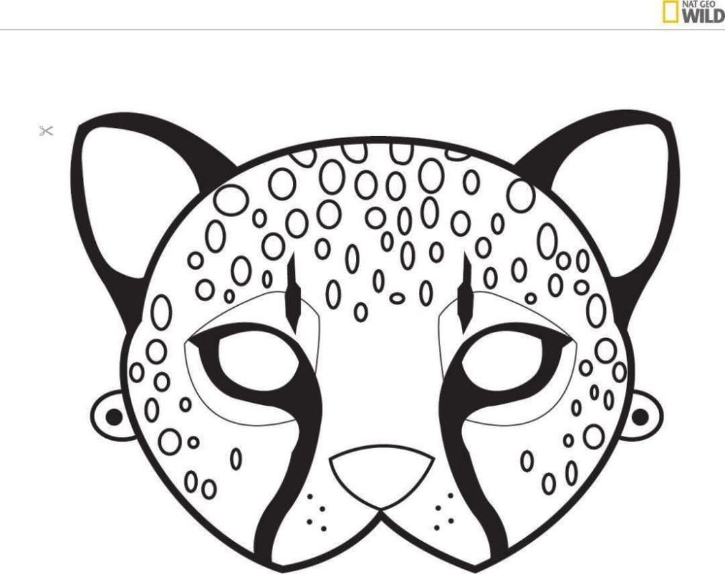 African Animal Masks Templates - SampleTemplatess - SampleTemplatess