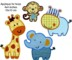 Applique Templates Animals