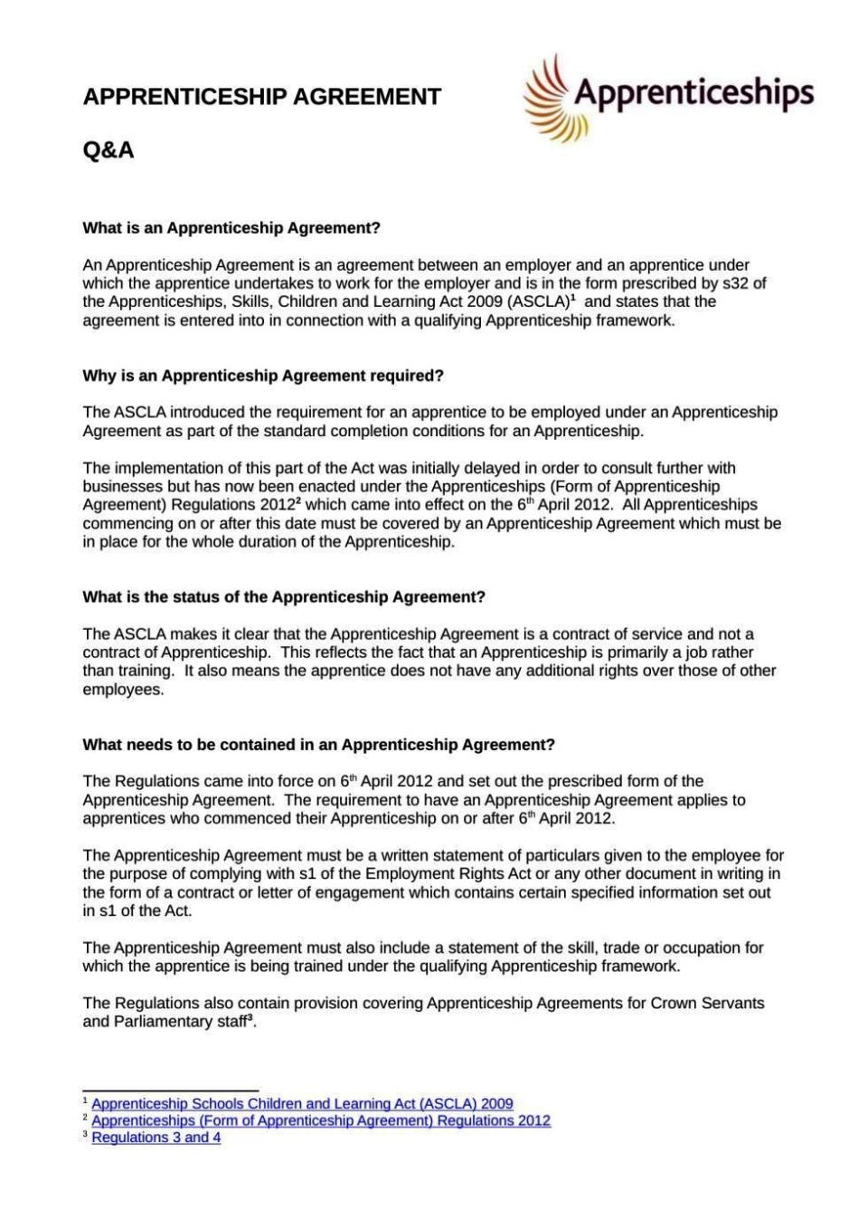 apprenticeship contract template apprenticeship contract template sampletemplatess