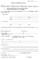 Association Membership Application Form Template