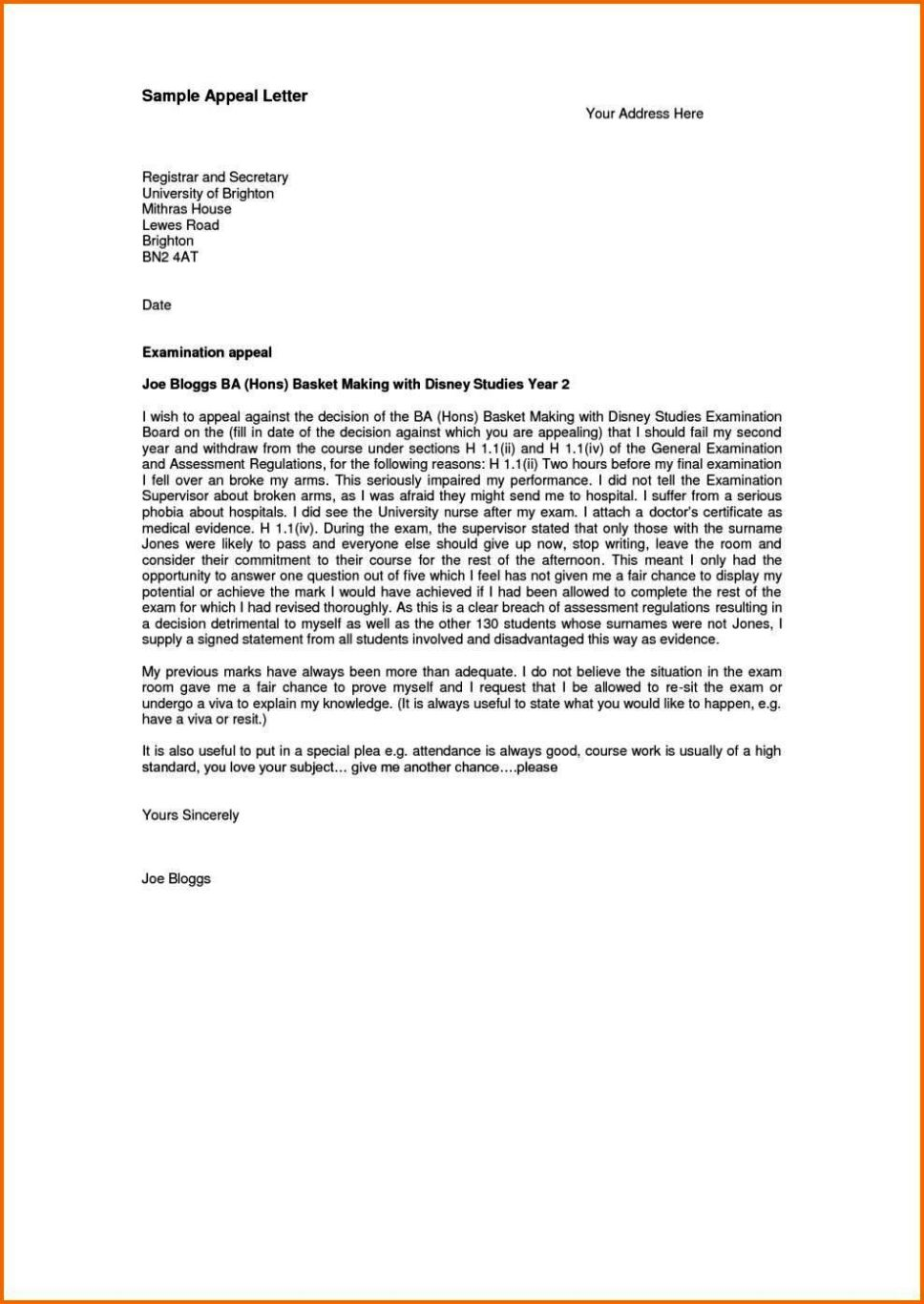 Attendance-Appeal-Letter Template Cover Letter Marketing on for brand, examples great, sales transitioning into, executive example, director strategic, for retail,