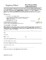 Automatic Payment Form Template