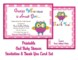 Baby Shower Invitation Templates For A Girl