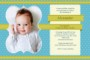 Boy Christening Invitations Template