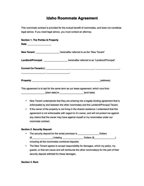 breaking lease agreement template sampletemplatess sampletemplatess. Black Bedroom Furniture Sets. Home Design Ideas