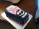 Coffin Cake Template