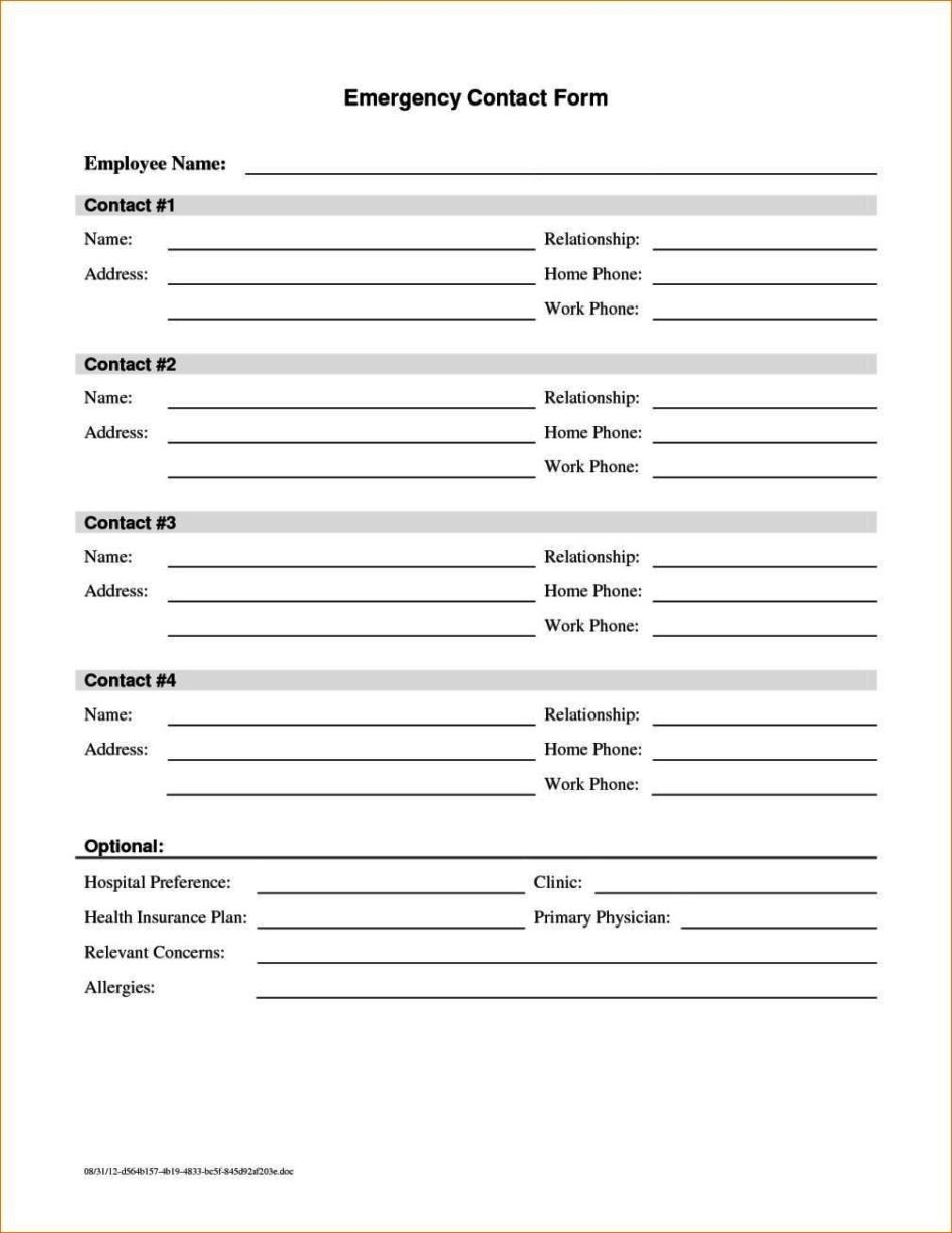 Contact Form Template Word Non Licensed Social Worker Cover Letter .  Customer Contact Form Template