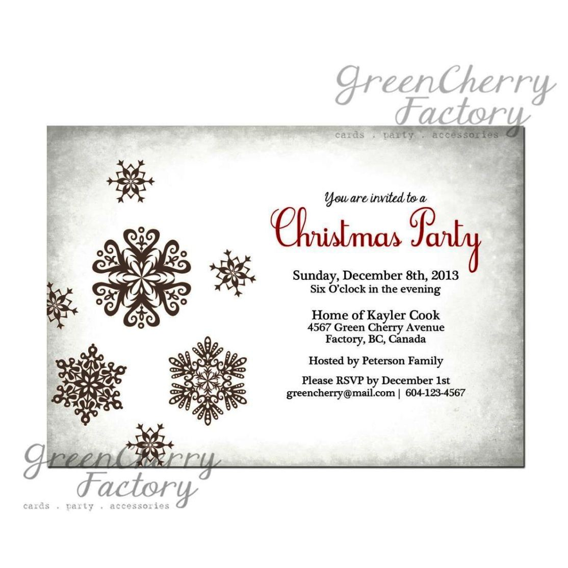 corporate christmas party invitation templates sampletemplatess sampletemplatess. Black Bedroom Furniture Sets. Home Design Ideas