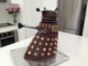 Dalek Cake Template