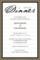 Dinner Invitation Template Free Printable