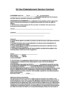 Dj Contract Agreement Template