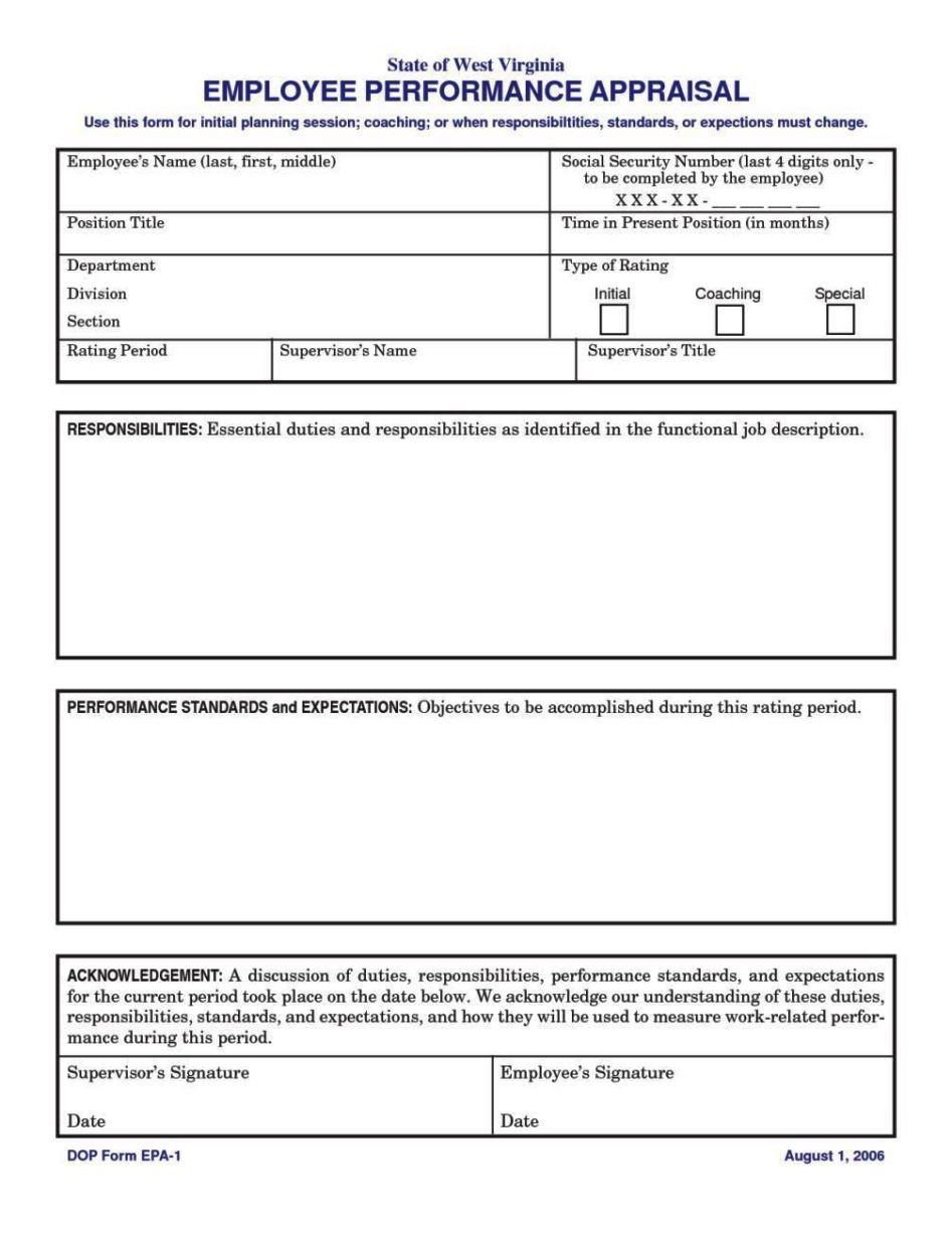 Employee-Coaching-Form-Template Sample Coaching Application Form on us passport renewal, business credit, u.s. passport, for matron job, auto loan, german schengen visa, car loan,