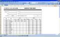 Employee Timesheet Template Excel Spreadsheet