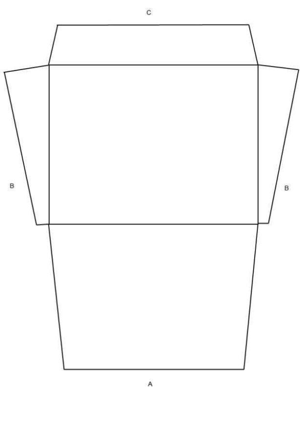 envelope printer template sampletemplatess sampletemplatess. Black Bedroom Furniture Sets. Home Design Ideas