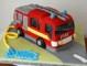 Fire Truck Cake Template