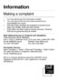 Formal Letter Of Complaint Template