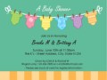 Free Baby Shower Downloadable Invitation Templates