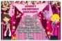 Free Disco Party Invitation Templates