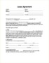 Free Rent To Own Contract Template