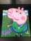 George Pig Cake Template
