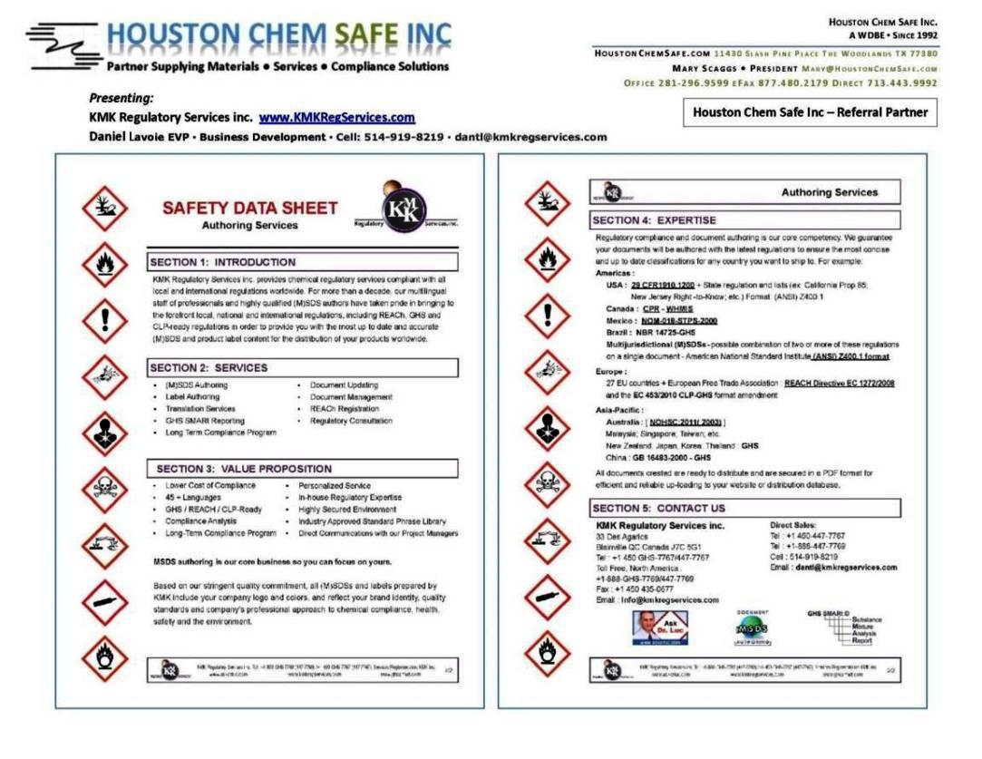 ghs safety data sheet template sampletemplatess sampletemplatess. Black Bedroom Furniture Sets. Home Design Ideas