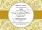 Golden Anniversary Invitation Templates