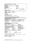 Hairdressing Consultation Form Template