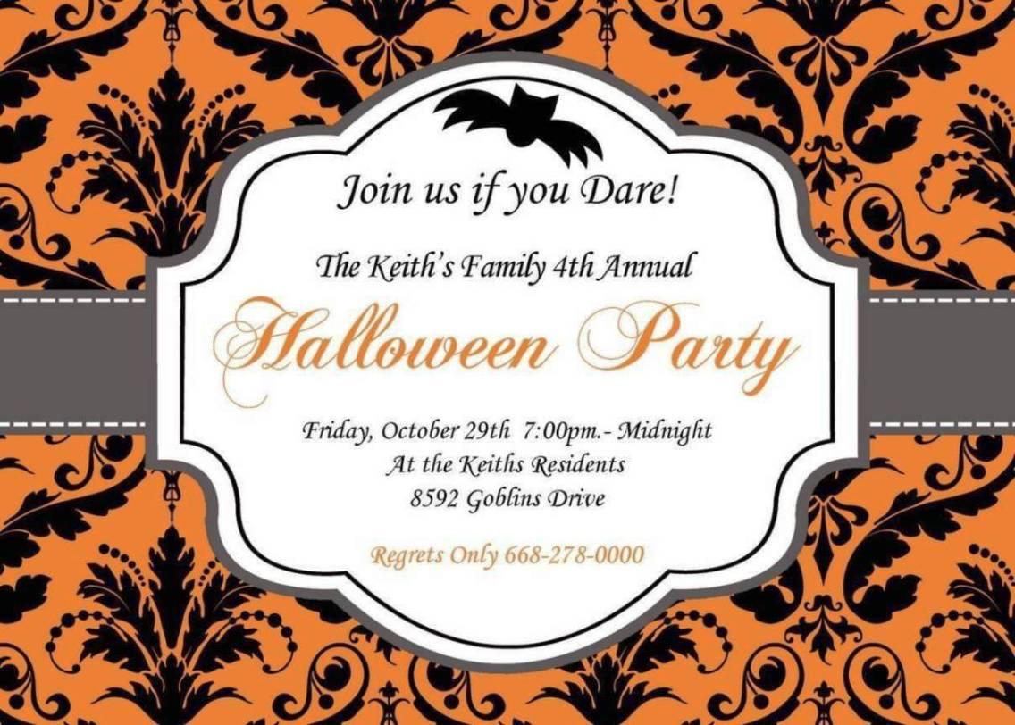 Halloween baby shower invitation template sampletemplatess halloween baby shower invitation template filmwisefo