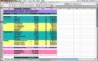 Household Budget Sheet Template