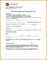 Insurance Authorization Form Template