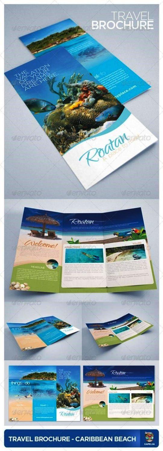island brochure template sampletemplatess sampletemplatess