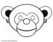 Jungle Animal Mask Templates