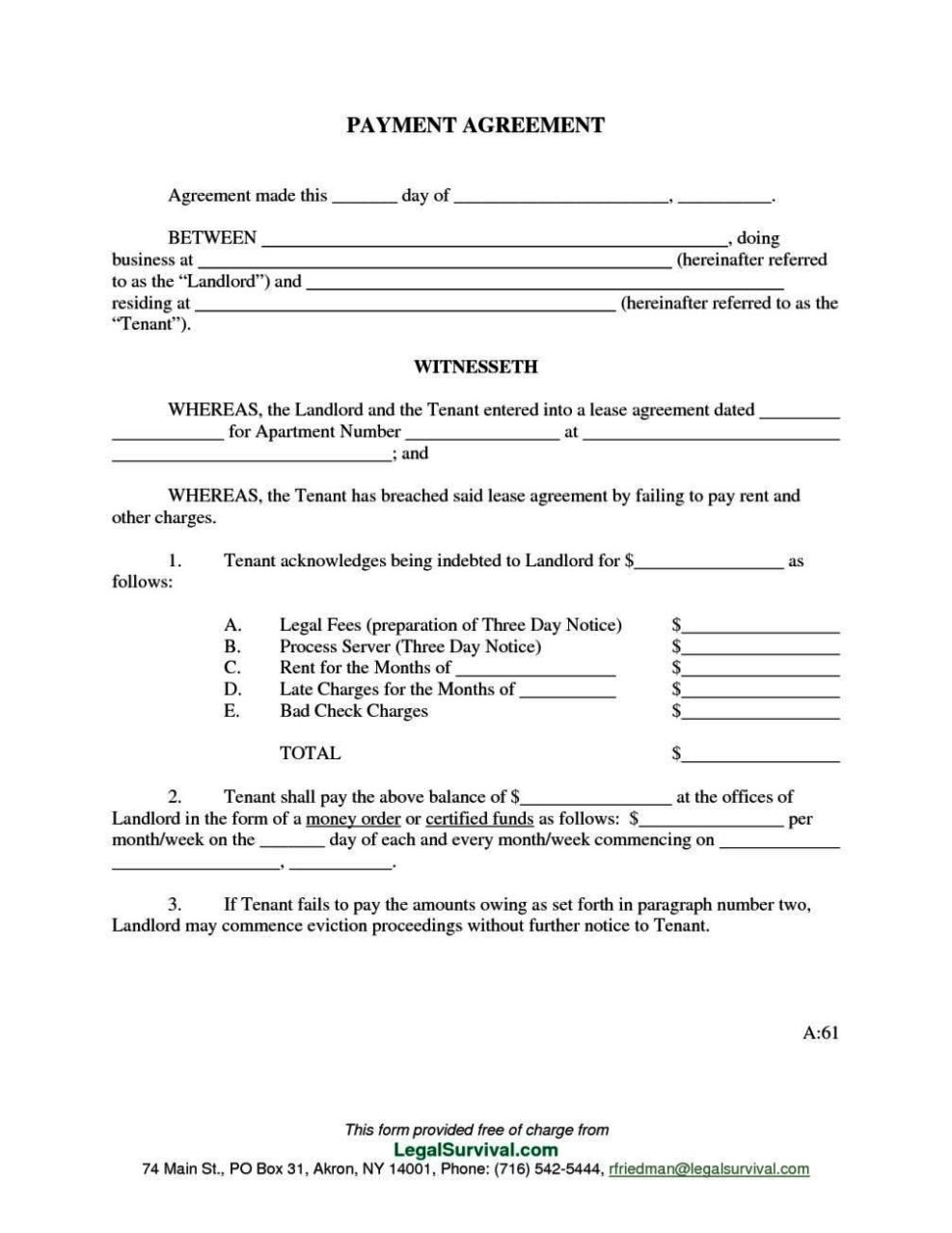 loan repayment contract free template sampletemplatess