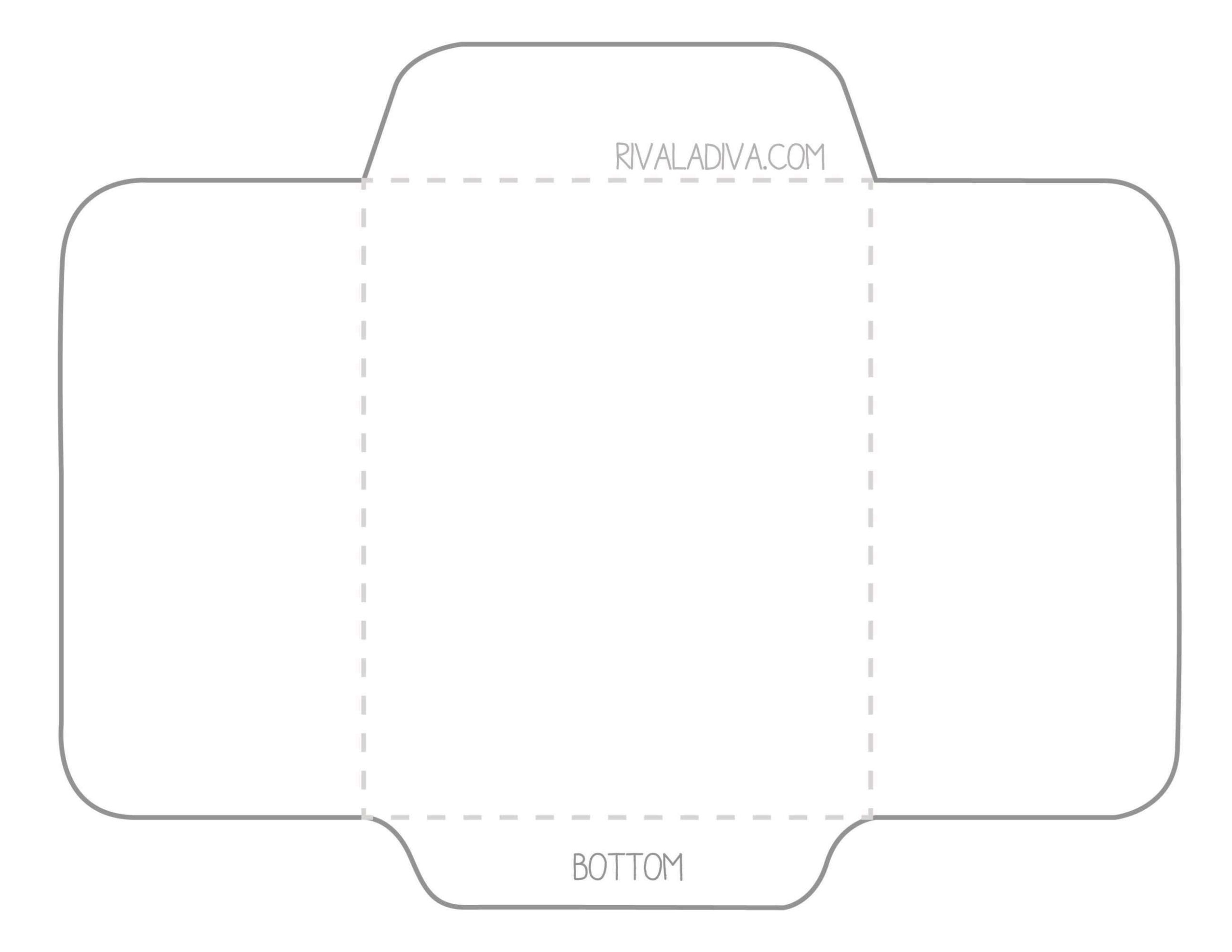 Make an envelope template sampletemplatess for Mailer format template