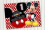 Mickey Mouse Party Invitation Template