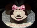 Minnie Mouse Cake Template