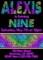 Neon Party Invitations Templates