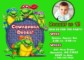 Ninja Turtle Invitation Template
