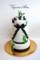 Panda Bear Cake Template