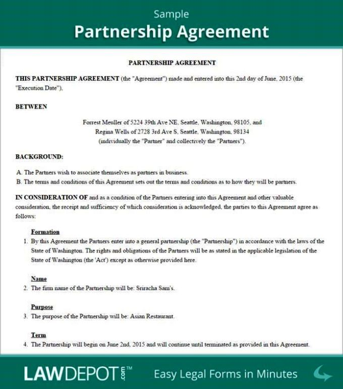 how to write a buyout agreement