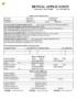 Residential Rental Application Template