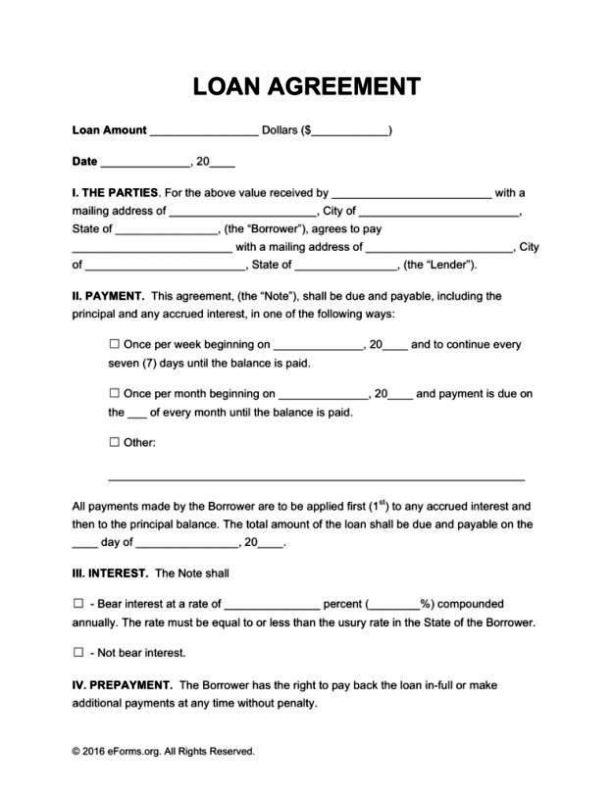 simple payment agreement template sampletemplatess. Black Bedroom Furniture Sets. Home Design Ideas