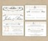 Simple Wedding Invitations Templates Free