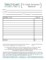 Tax Donation Form Template